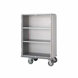 Chariot-armoire linge...