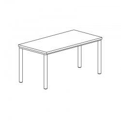Table centrale gamme 700